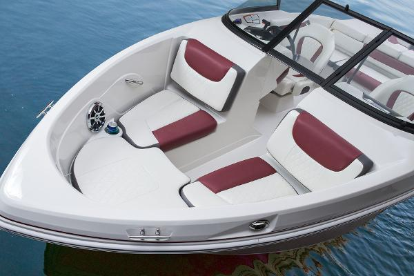 2016 Tahoe boat for sale, model of the boat is 550 TS & Image # 14 of 35