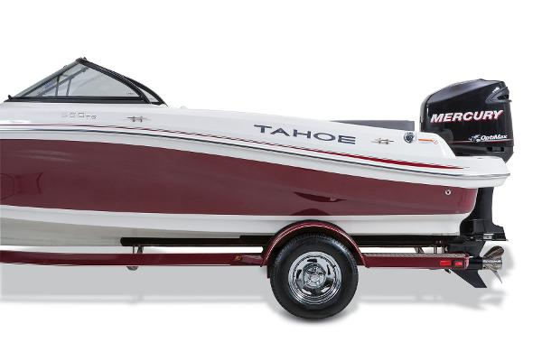 2016 Tahoe boat for sale, model of the boat is 550 TS & Image # 31 of 35