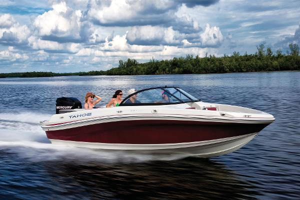 2016 Tahoe boat for sale, model of the boat is 550 TS & Image # 5 of 35