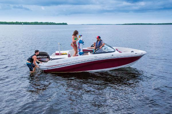2016 Tahoe boat for sale, model of the boat is 550 TS & Image # 3 of 35