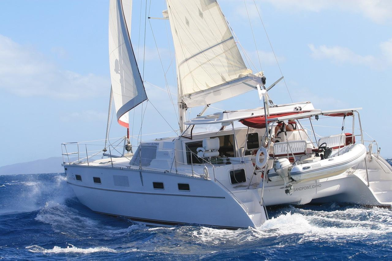 44 PDQ Leap Of Faith 2006 Marco Island | Denison Yacht Sales
