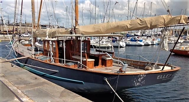 Pilothouse Ketch