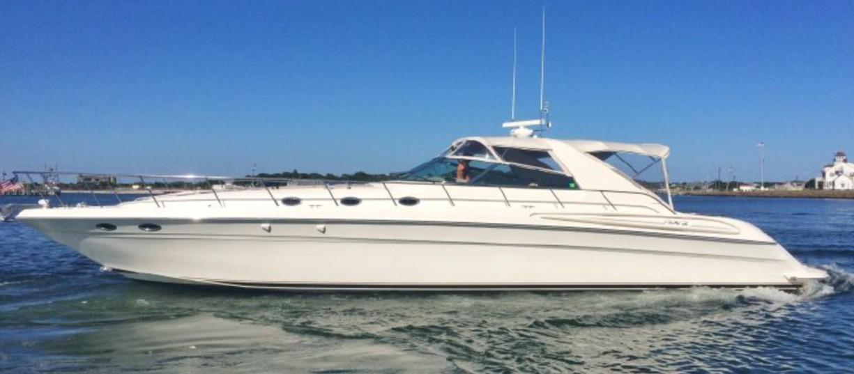 58 ft Sea Ray 580SSS