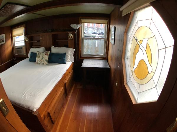 Custom Houseboat Buy Massachusetts