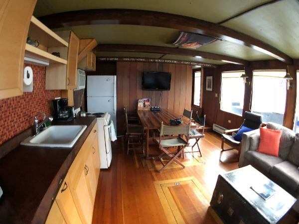 Custom Houseboat Purchase Purchase