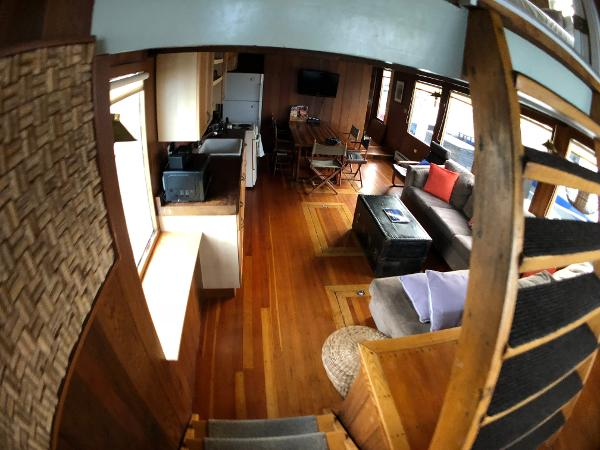 Custom Houseboat Purchase Rhode Island
