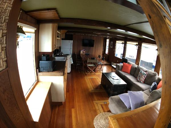 Custom Houseboat Sell Rhode Island