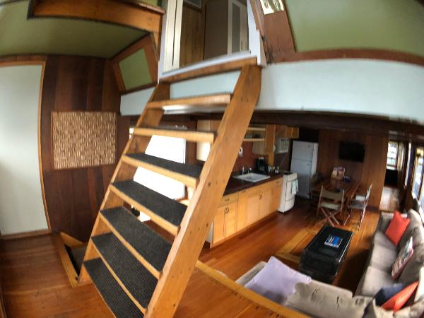 Custom Houseboat Sell New England
