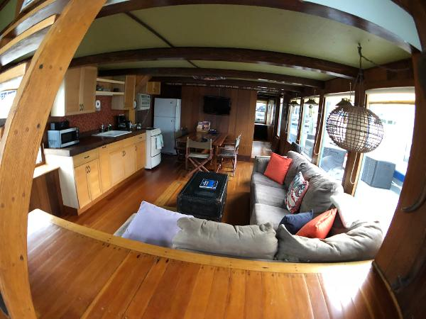 Custom Houseboat For Sale Brokerage