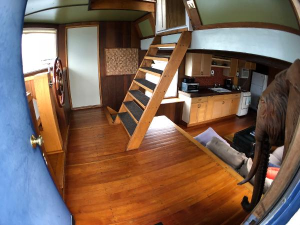 Custom Houseboat For Sale BoatsalesListing