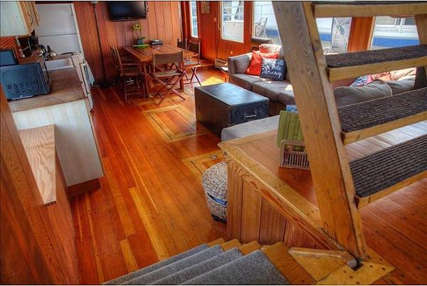 Custom Houseboat For Sale Maine