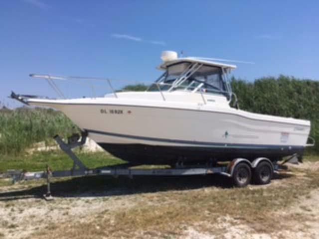 1997 Seaswirl Striper