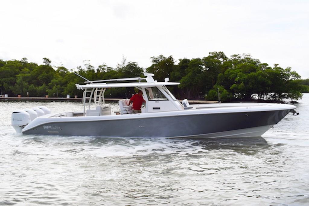 Everglades 435CC