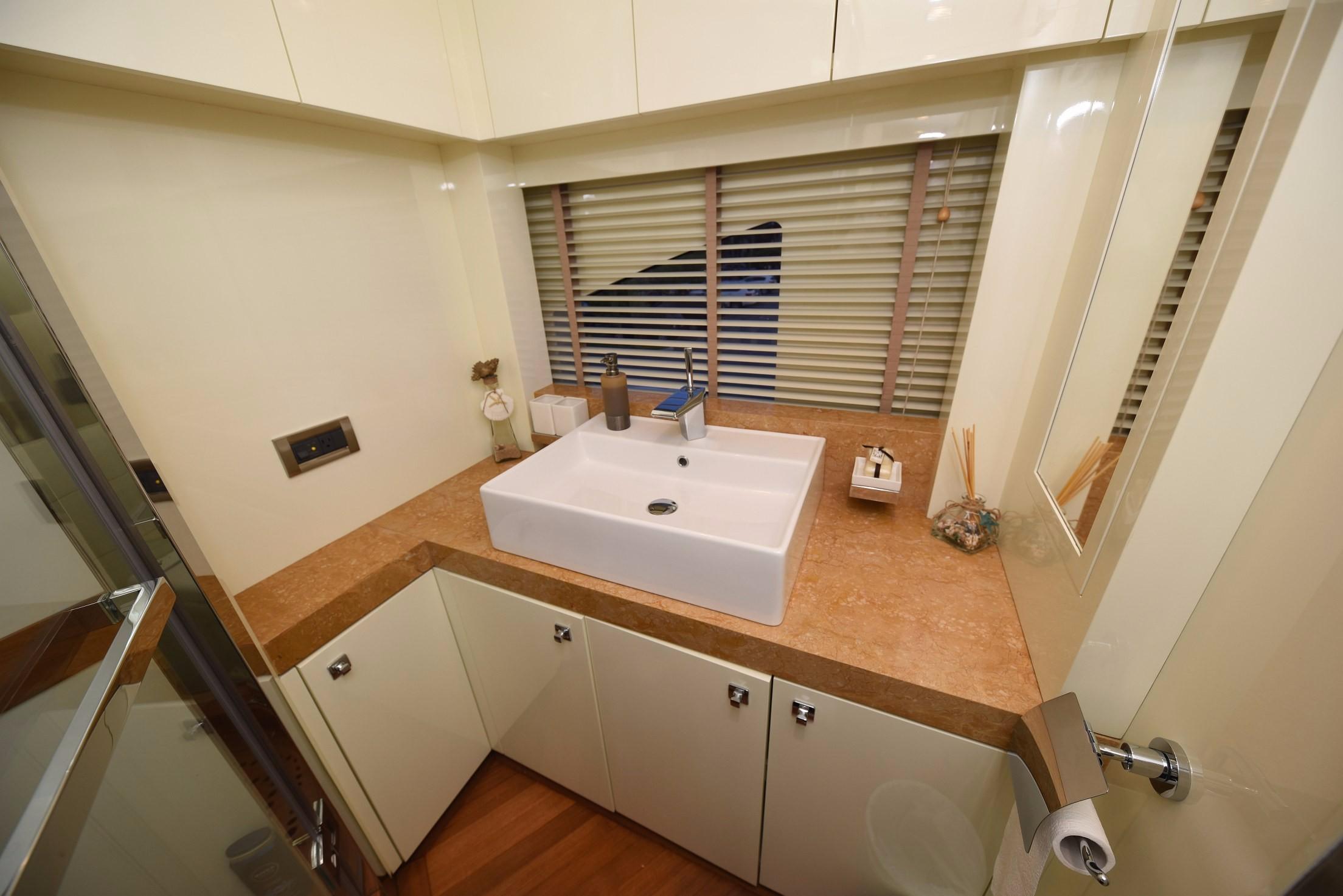 Upper Guest Bath