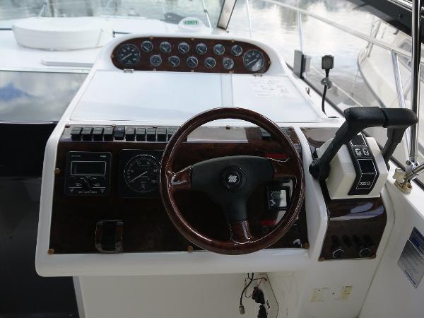 1991 Fairline Targa 33