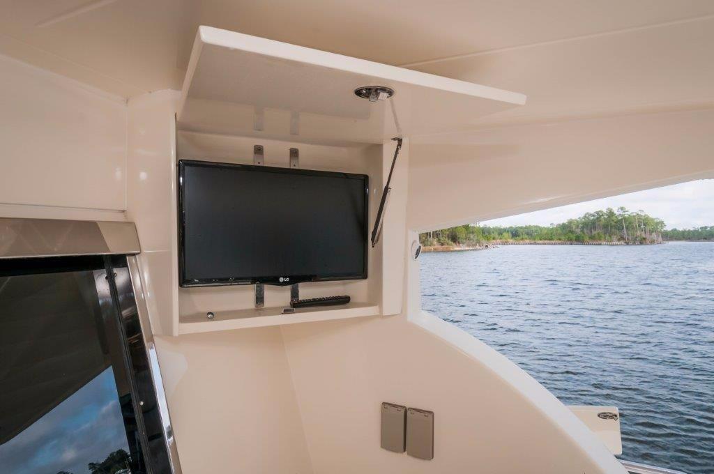 Cockpit TV