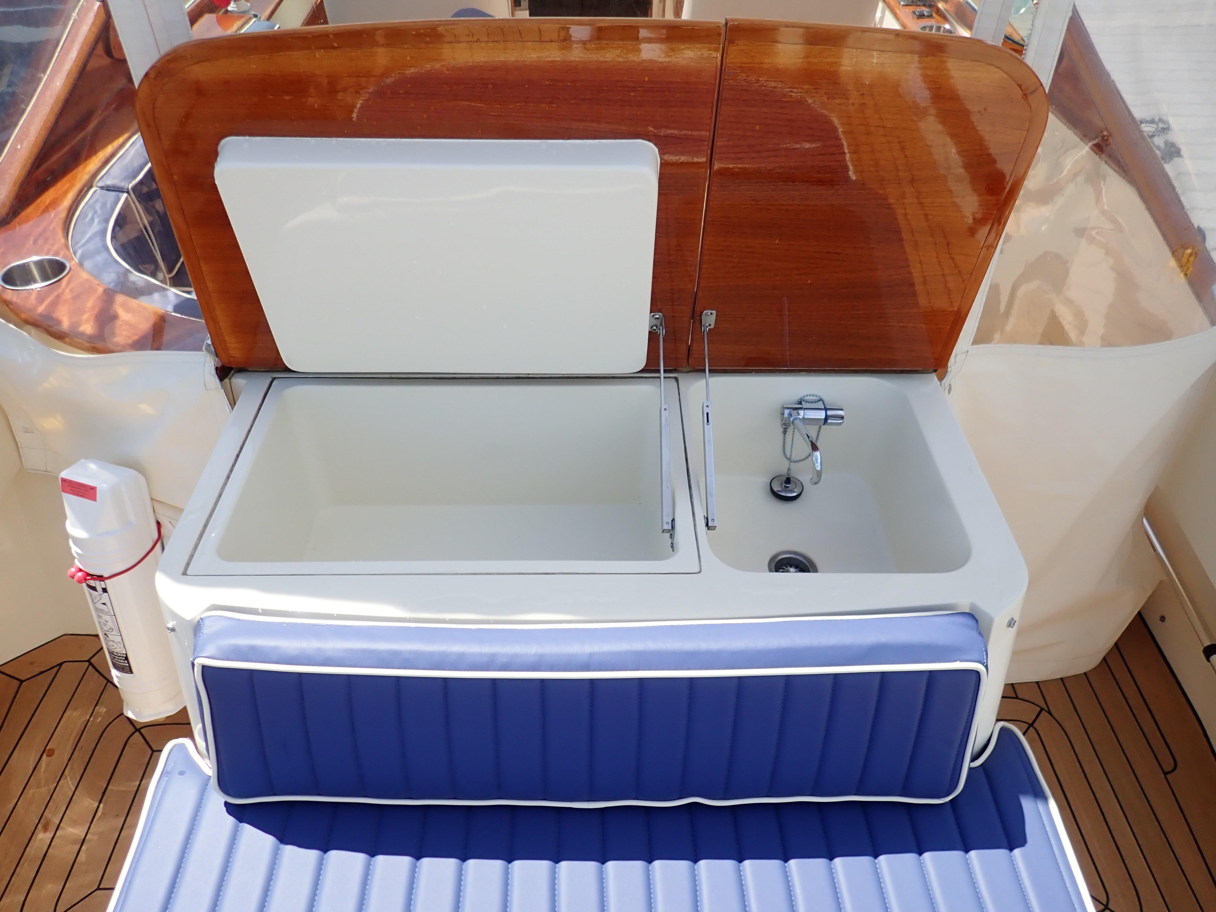 Cooler/sink