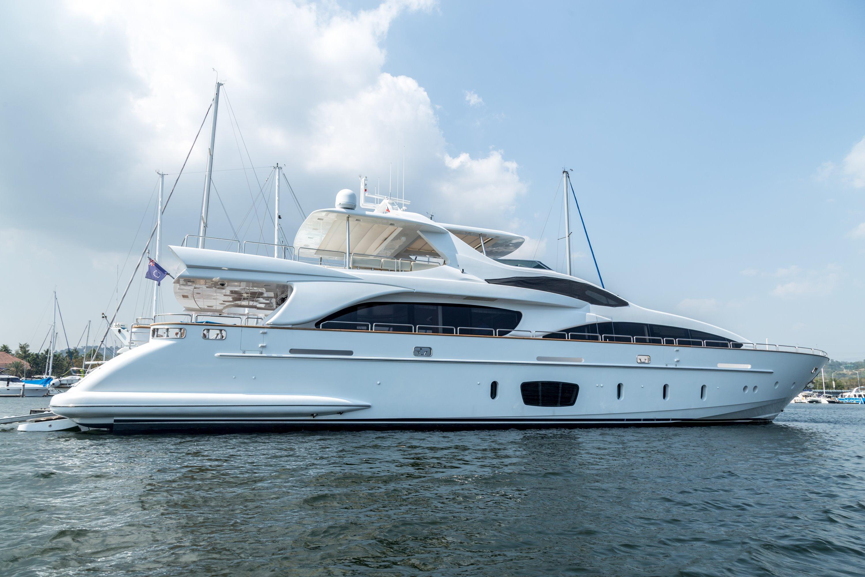105 Grande Motor Yacht-5293