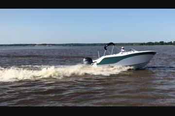 Sea Fox 226 Travelervideo