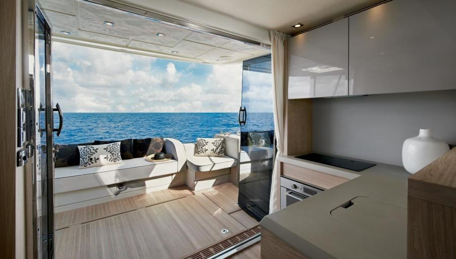 50 ft monte carlo 2018 fort lauderdale denison yacht sales