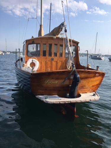 Wirth Munroe Sea Sailer 30