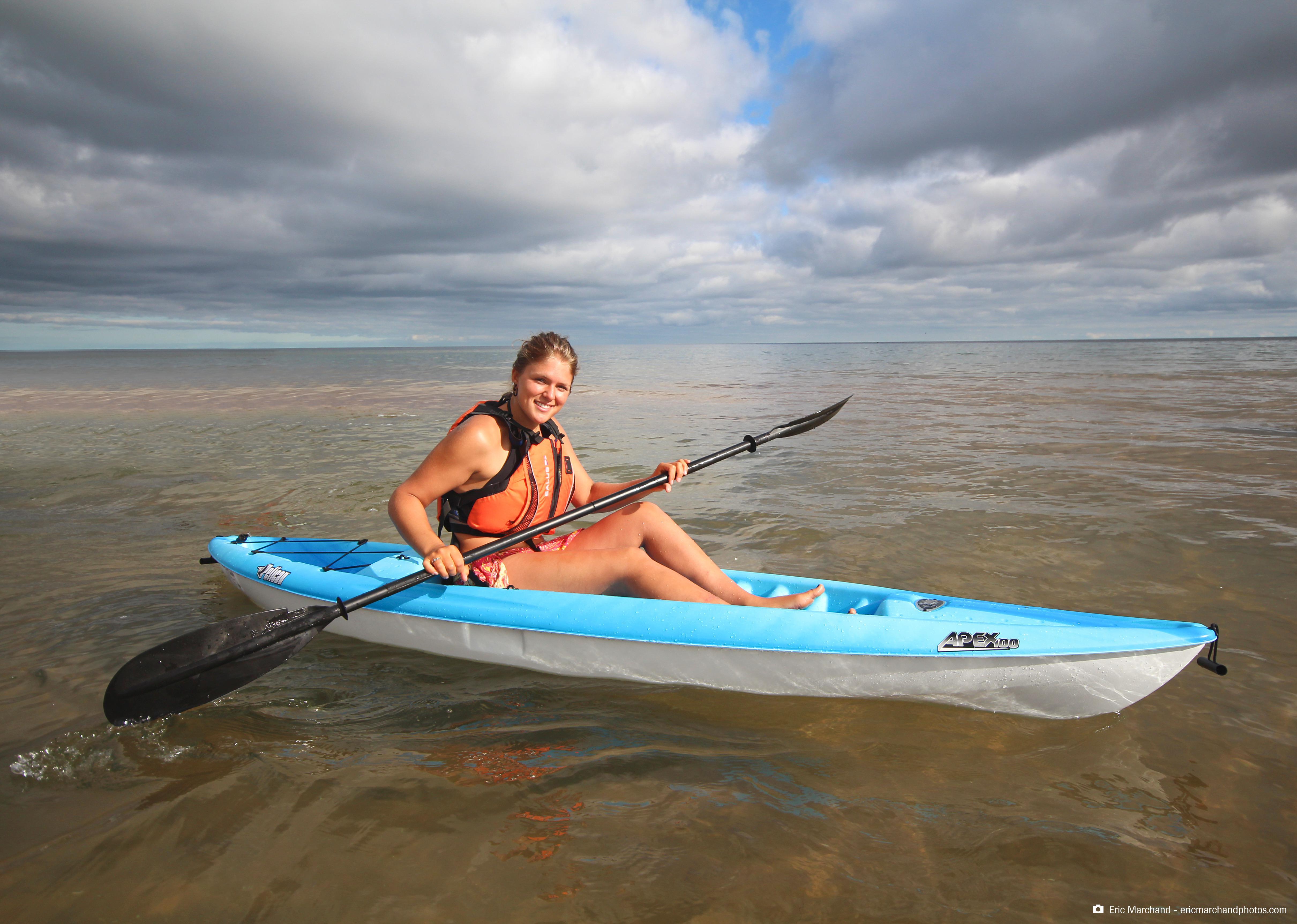 Pelican Kayak Apex 100 For Sale Bates Wharf