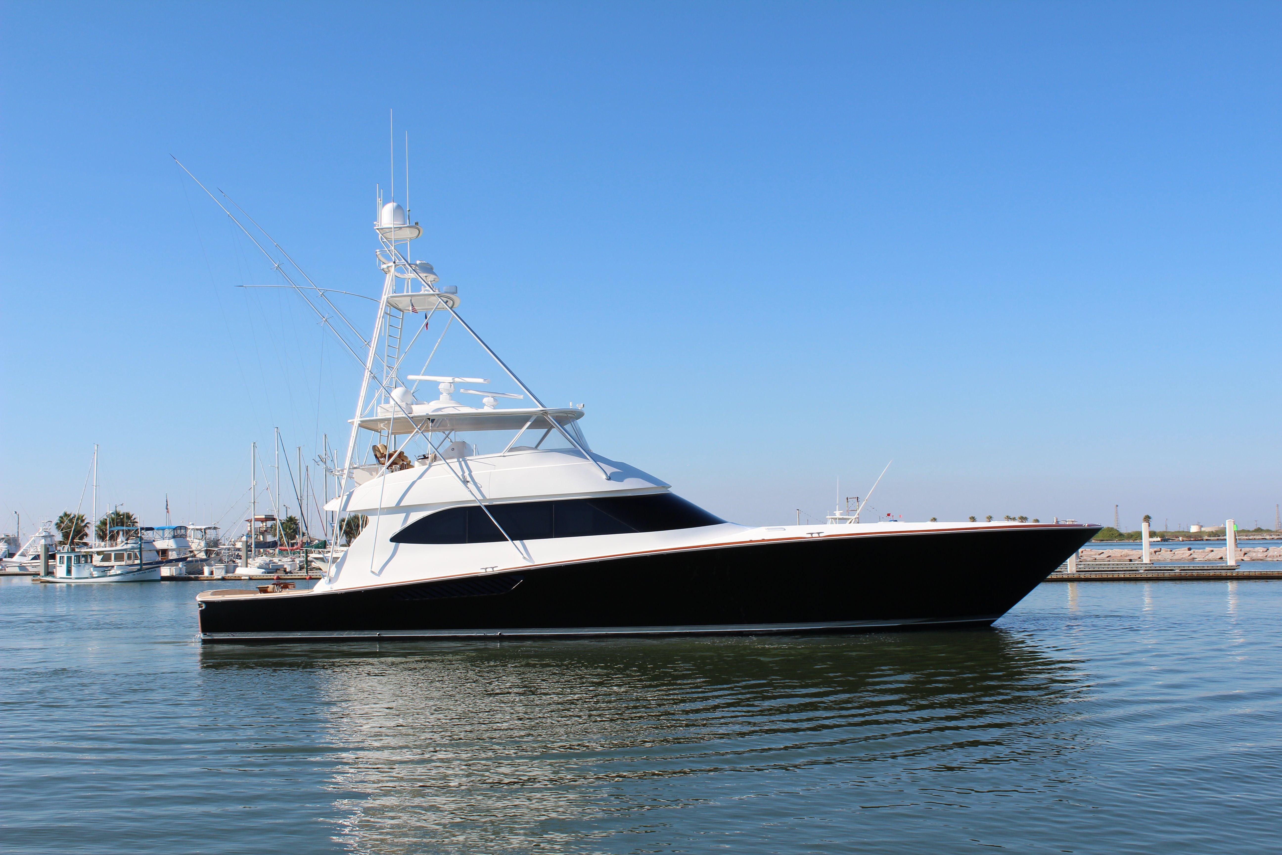 82 viking yachts 2010 bandit for sale in port aransas