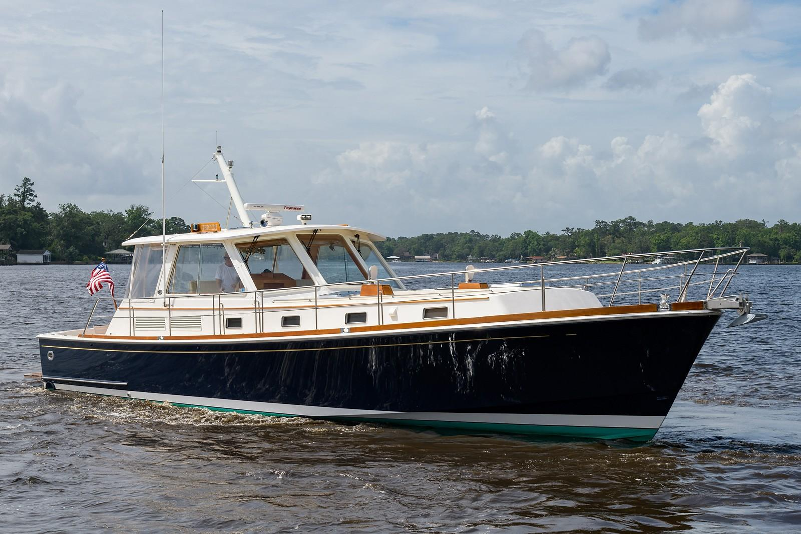 Profile, Starboard