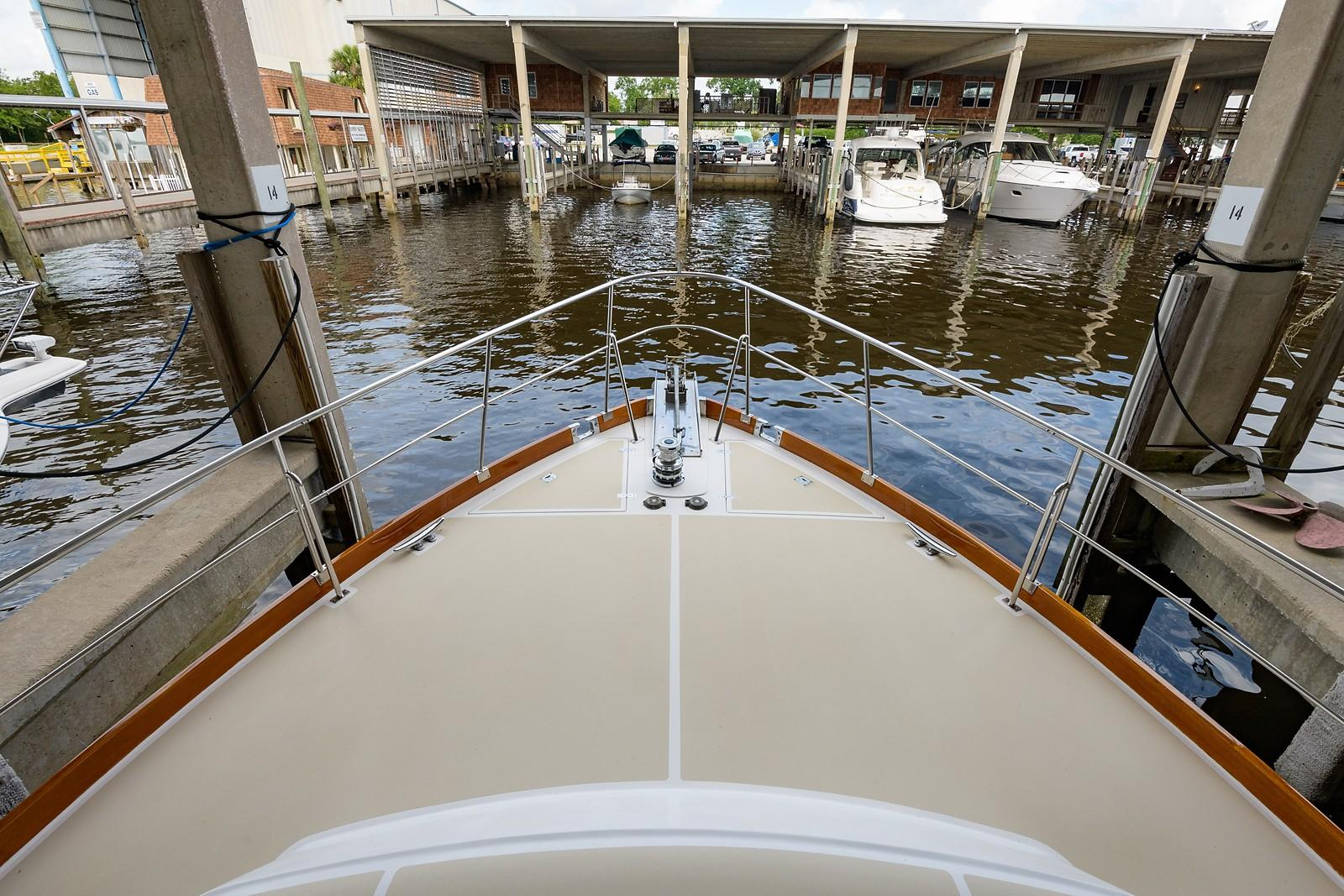 Foredeck, Bow