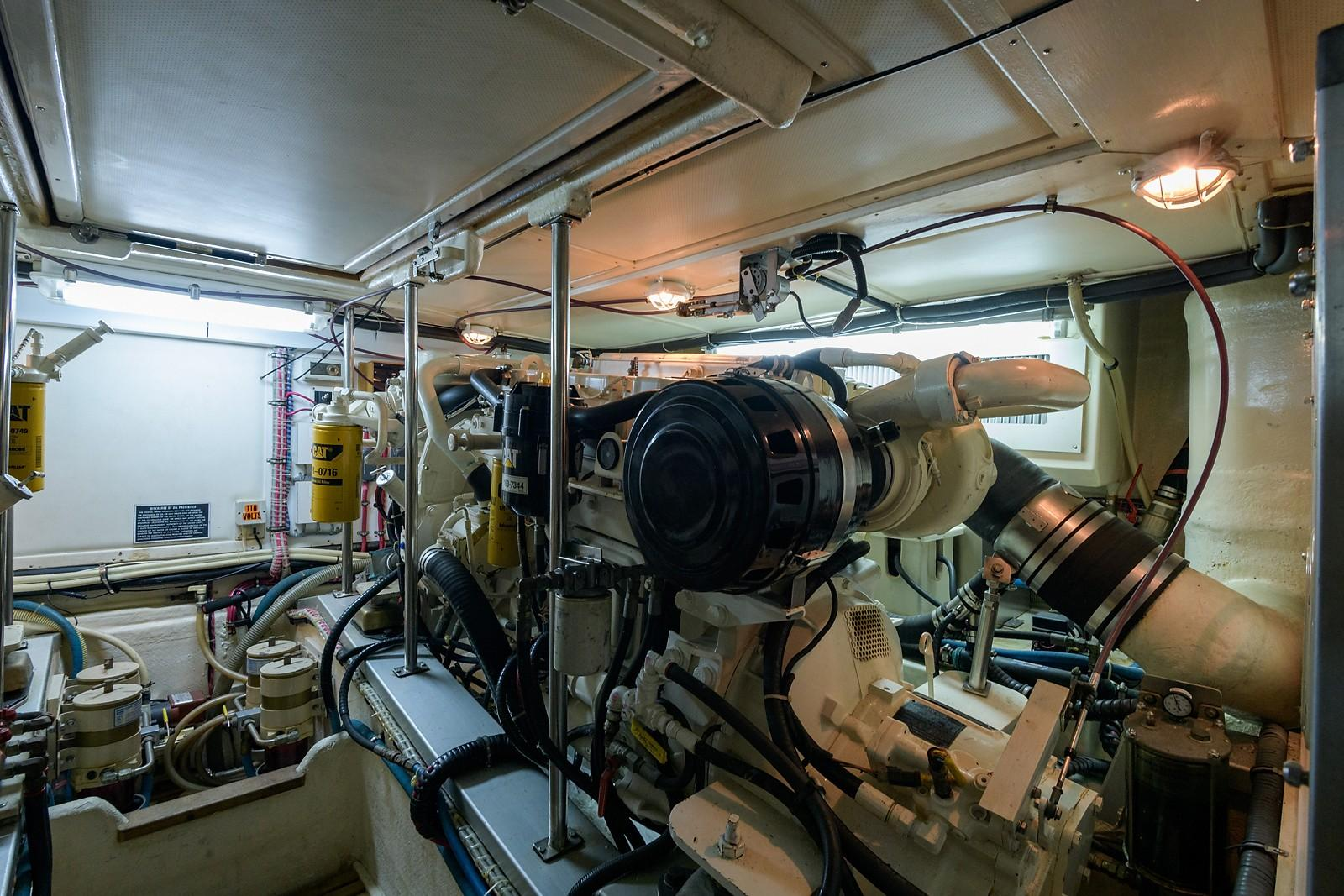 Engine Room, STBD