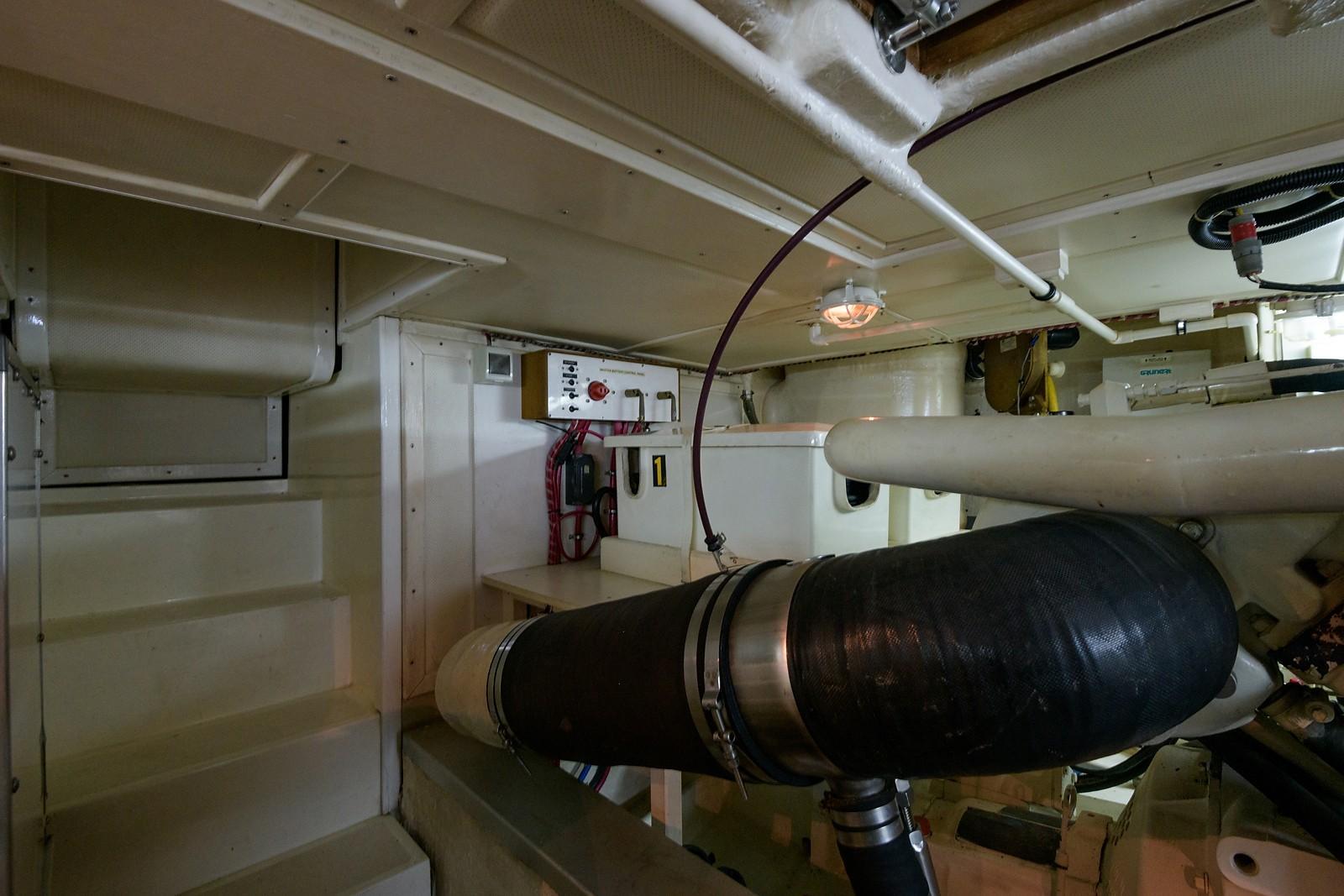 Engine Room, Port Aft