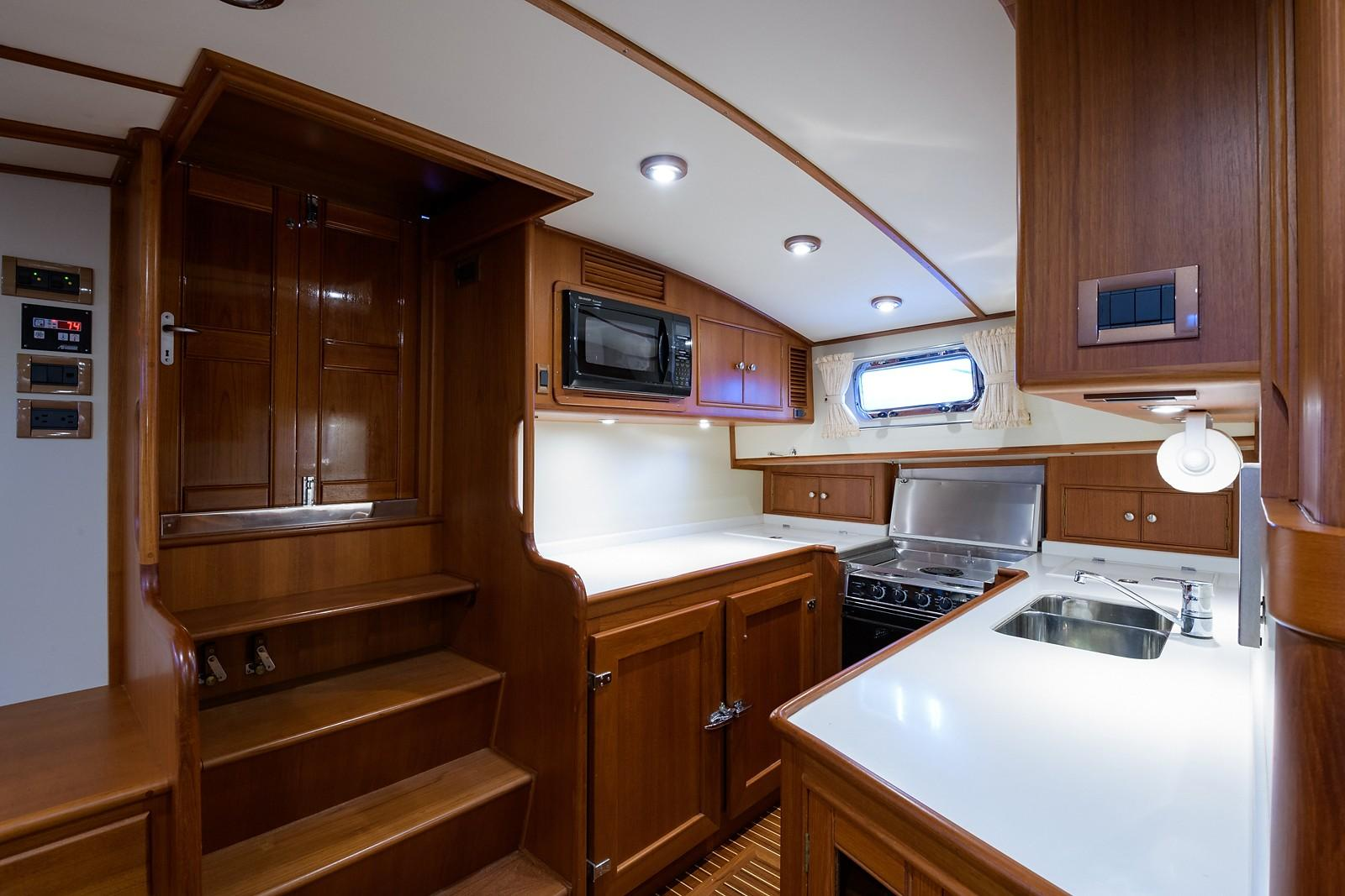 Galley, Aft