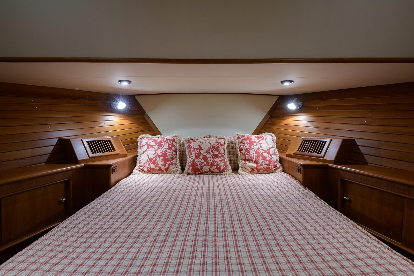 Master Stateroom, A/C Vents