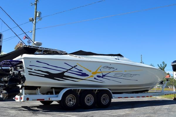 Baja 36' OUTLAW SST High Performance Boats. Listing Number: M-3826874