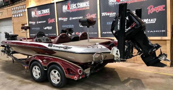 2010 Ranger Boats boat for sale, model of the boat is Z520 & Image # 3 of 10