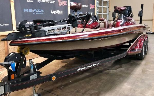 2010 Ranger Boats boat for sale, model of the boat is Z520 & Image # 4 of 10