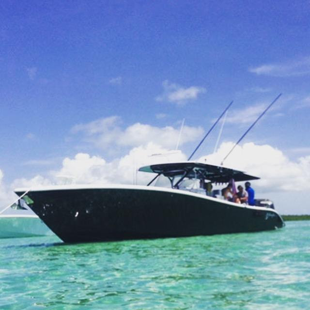 2014 Yellowfin 42