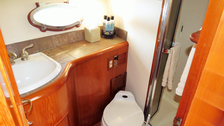 VIP Head w/Stall Shower