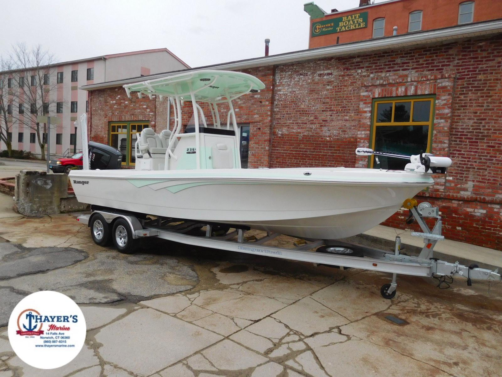 2018 RANGER BOATS 2360 for sale