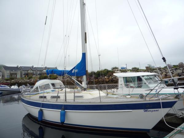 Hallberg-Rassy 312 MK II Boat For Sale
