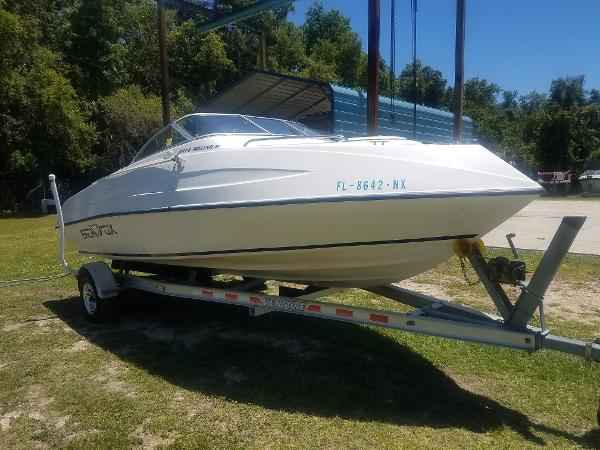 2002 SEA FOX 204 MILLENIUM for sale