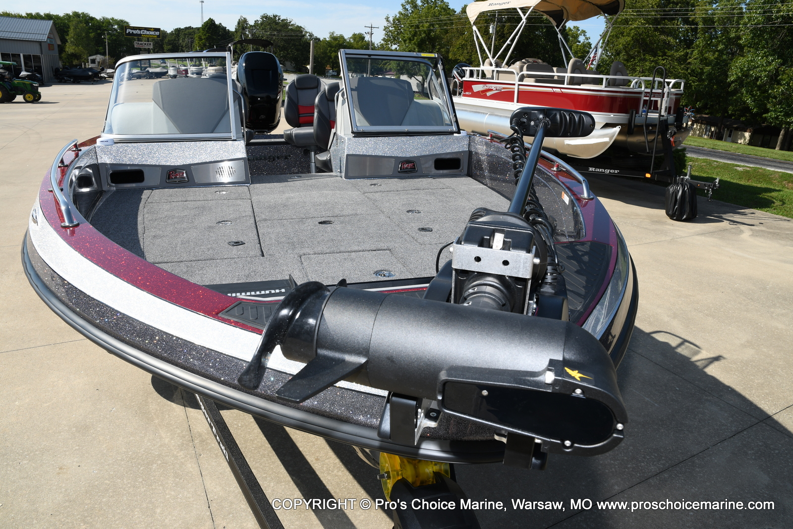 2021 Ranger Boats boat for sale, model of the boat is 621FS PRO w/400HP VERADO & Image # 5 of 50