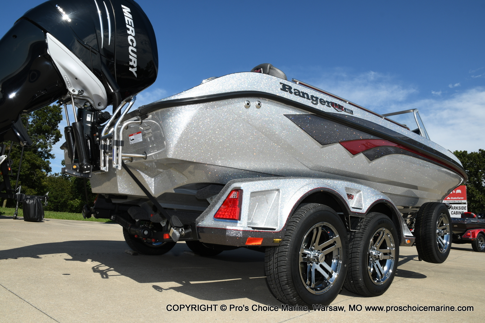 2021 Ranger Boats boat for sale, model of the boat is 621FS PRO w/400HP VERADO & Image # 44 of 50