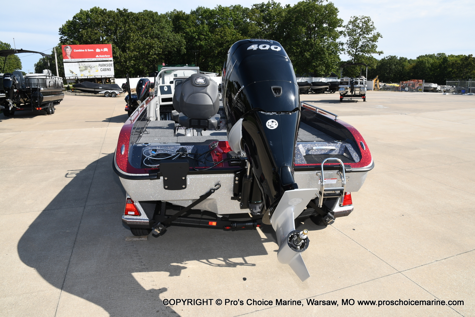 2021 Ranger Boats boat for sale, model of the boat is 621FS PRO w/400HP VERADO & Image # 45 of 50