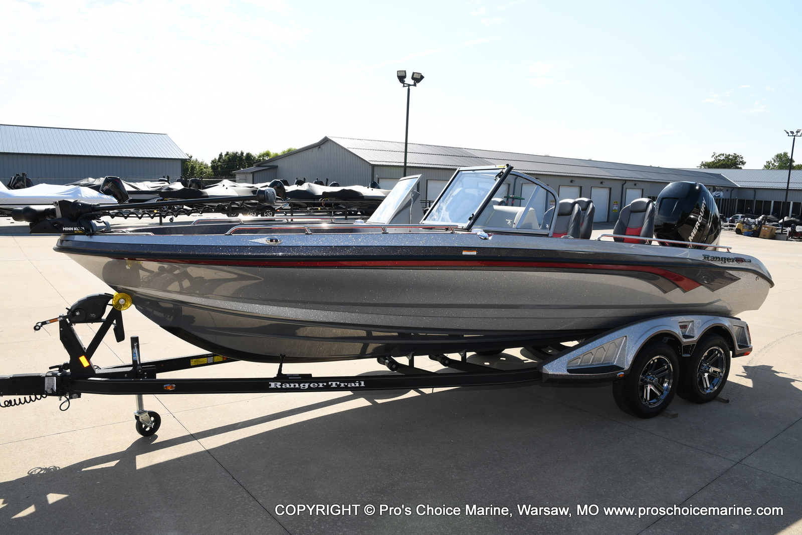 2021 Ranger Boats boat for sale, model of the boat is 621FS PRO w/400HP VERADO & Image # 47 of 50