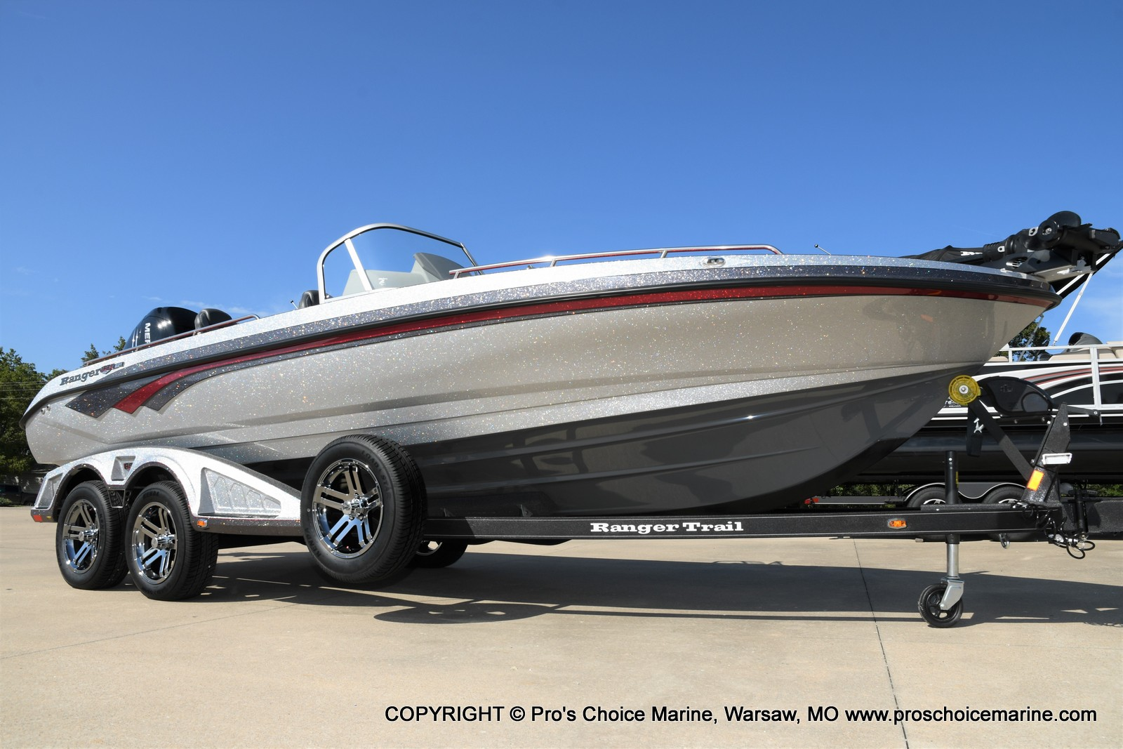 2021 Ranger Boats boat for sale, model of the boat is 621FS PRO w/400HP VERADO & Image # 26 of 50
