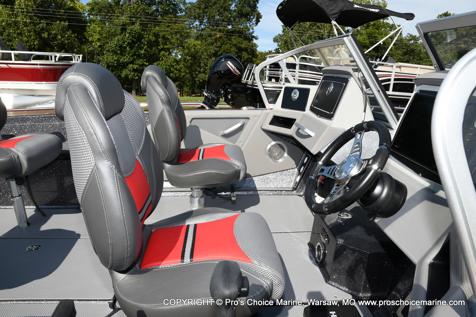 2021 Ranger Boats boat for sale, model of the boat is 621FS PRO w/400HP VERADO & Image # 30 of 50