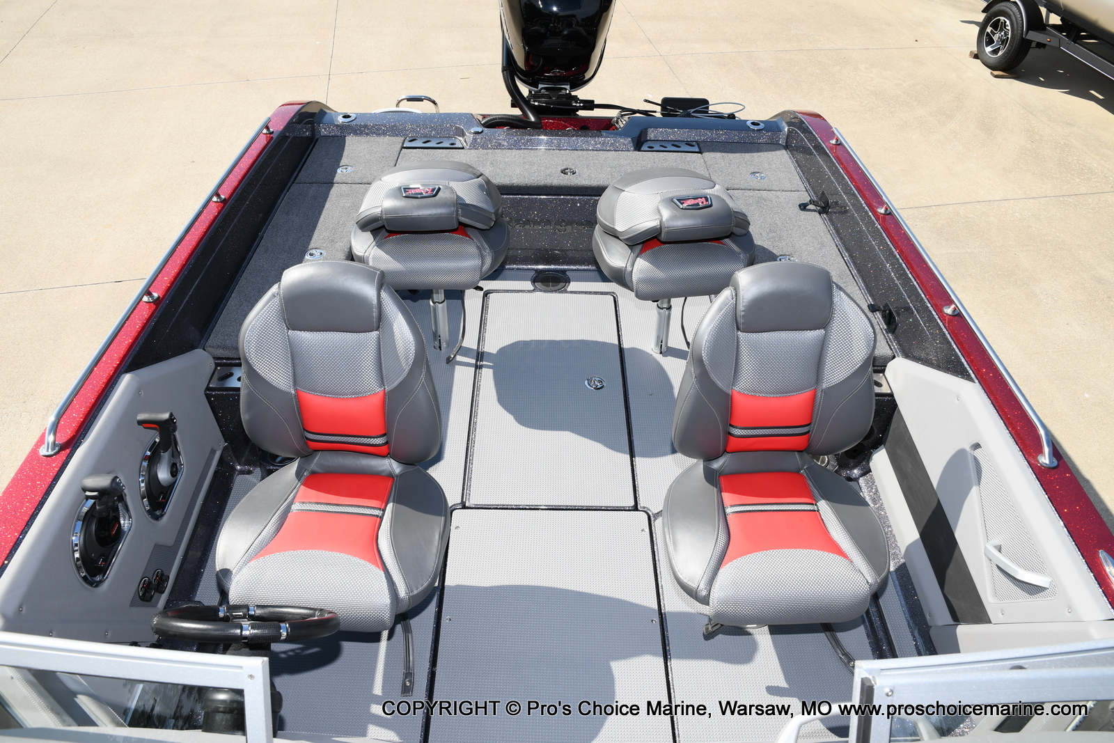 2021 Ranger Boats boat for sale, model of the boat is 621FS PRO w/400HP VERADO & Image # 35 of 50