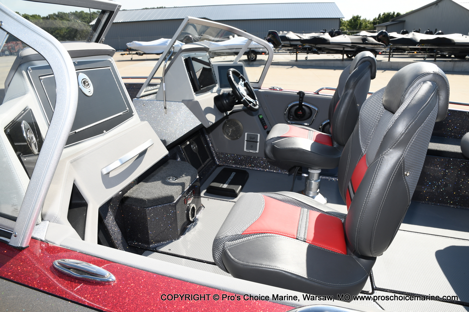 2021 Ranger Boats boat for sale, model of the boat is 621FS PRO w/400HP VERADO & Image # 38 of 50
