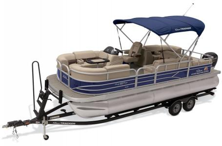2019 Sun Tracker boat for sale, model of the boat is PARTY BARGE 22RF XP3 w/ Mercury 150Hp 4S & Image # 14 of 16